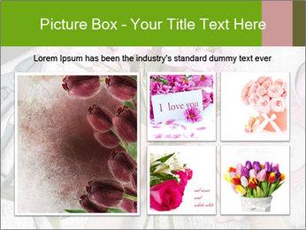 Florist at work PowerPoint Template - Slide 19