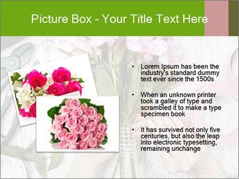 Florist at work PowerPoint Template - Slide 20