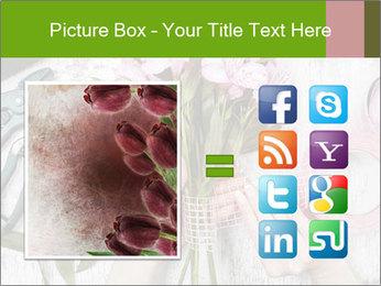 Florist at work PowerPoint Template - Slide 21