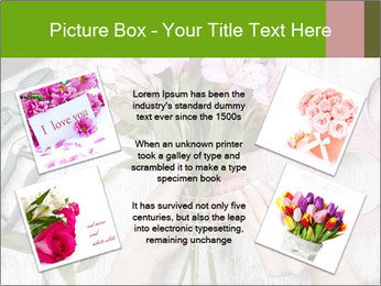 Florist at work PowerPoint Template - Slide 24