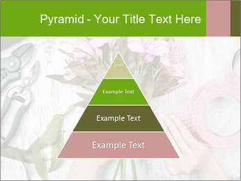 Florist at work PowerPoint Template - Slide 30