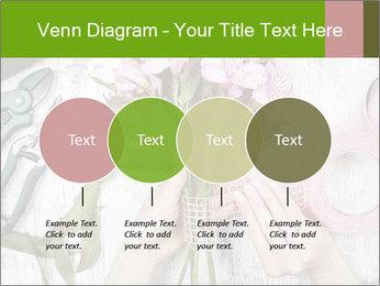 Florist at work PowerPoint Template - Slide 32