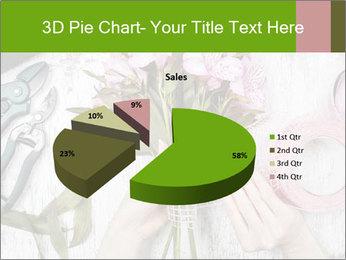 Florist at work PowerPoint Template - Slide 35