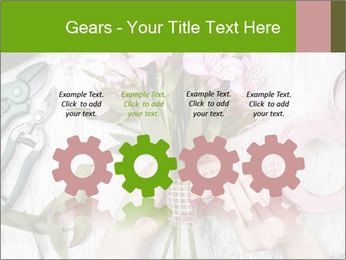 Florist at work PowerPoint Template - Slide 48