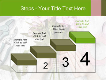 Florist at work PowerPoint Template - Slide 64