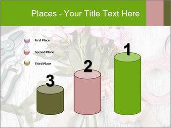 Florist at work PowerPoint Template - Slide 65