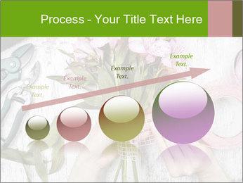 Florist at work PowerPoint Template - Slide 87
