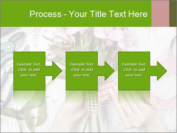 Florist at work PowerPoint Template - Slide 88