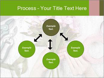 Florist at work PowerPoint Template - Slide 91