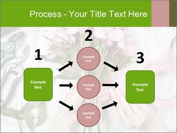 Florist at work PowerPoint Template - Slide 92