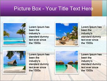 Beach PowerPoint Template - Slide 14