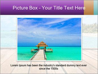 Beach PowerPoint Template - Slide 16