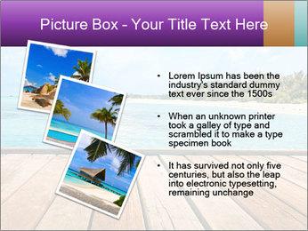 Beach PowerPoint Template - Slide 17