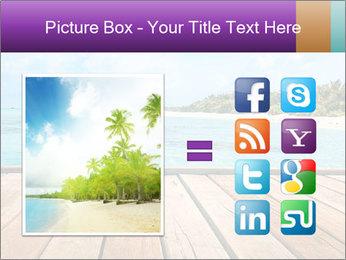 Beach PowerPoint Template - Slide 21