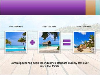 Beach PowerPoint Template - Slide 22
