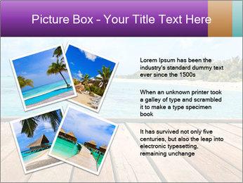 Beach PowerPoint Template - Slide 23