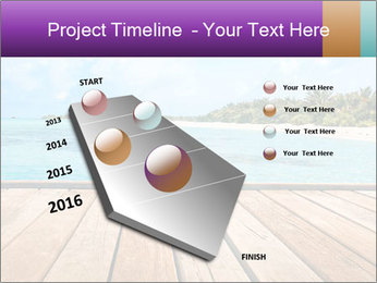 Beach PowerPoint Templates - Slide 26
