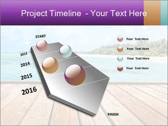 Beach PowerPoint Template - Slide 26