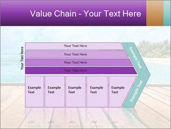 Beach PowerPoint Template - Slide 27