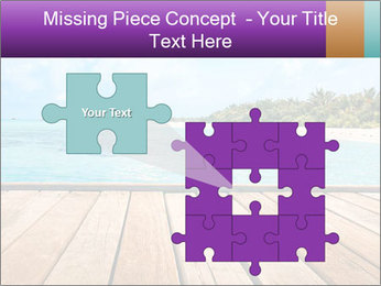 Beach PowerPoint Templates - Slide 45