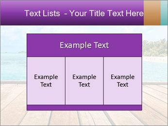 Beach PowerPoint Template - Slide 59