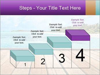 Beach PowerPoint Template - Slide 64
