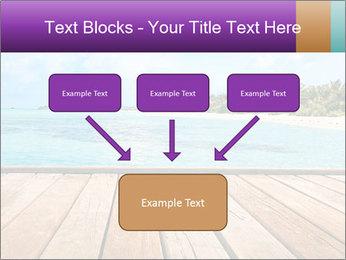 Beach PowerPoint Template - Slide 70