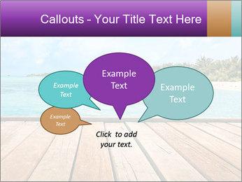 Beach PowerPoint Template - Slide 73