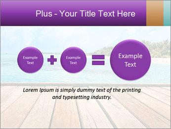 Beach PowerPoint Template - Slide 75