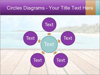 Beach PowerPoint Template - Slide 78