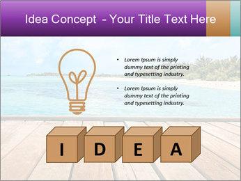 Beach PowerPoint Template - Slide 80