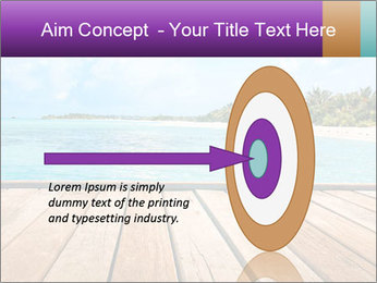 Beach PowerPoint Templates - Slide 83