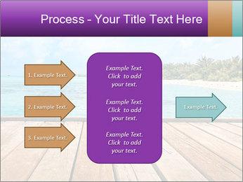 Beach PowerPoint Template - Slide 85