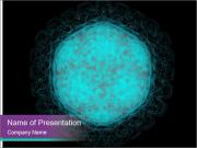 Herpes virus PowerPoint Template