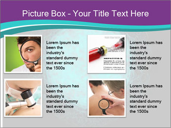 Herpes virus PowerPoint Template - Slide 14