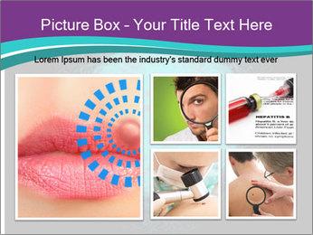Herpes virus PowerPoint Template - Slide 19