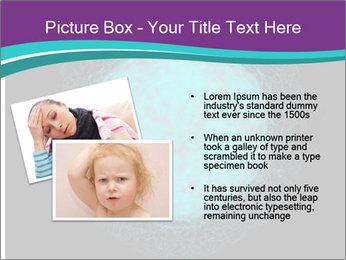 Herpes virus PowerPoint Template - Slide 20