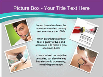 Herpes virus PowerPoint Template - Slide 24