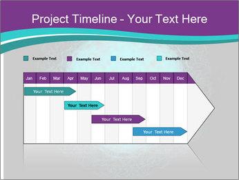 Herpes virus PowerPoint Template - Slide 25