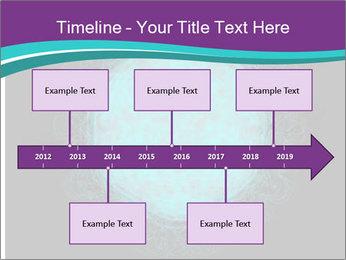 Herpes virus PowerPoint Template - Slide 28