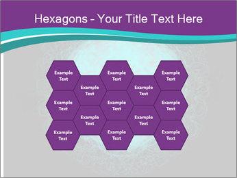 Herpes virus PowerPoint Template - Slide 44