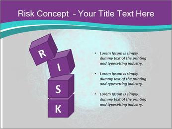 Herpes virus PowerPoint Template - Slide 81