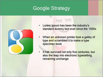 Finger couple PowerPoint Templates - Slide 10