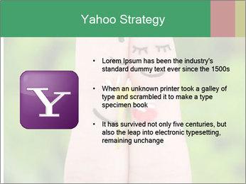 Finger couple PowerPoint Templates - Slide 11