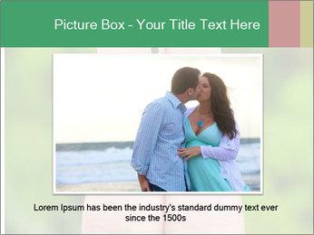 Finger couple PowerPoint Template - Slide 16