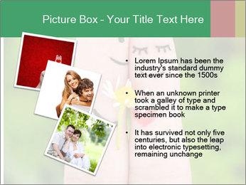Finger couple PowerPoint Template - Slide 17