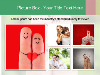 Finger couple PowerPoint Templates - Slide 19