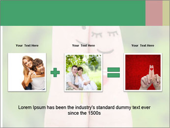 Finger couple PowerPoint Templates - Slide 22