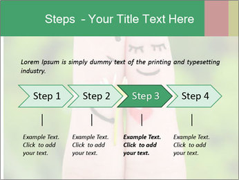 Finger couple PowerPoint Templates - Slide 4