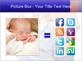 Happy family PowerPoint Template - Slide 21